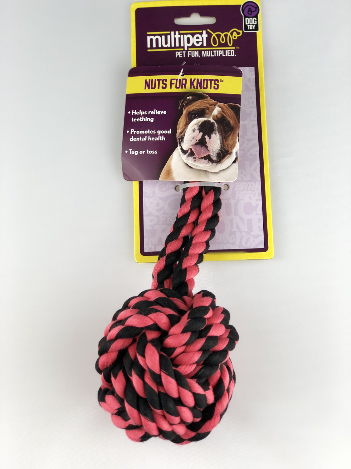 Nuts for Knots™ with Tug 3.5""