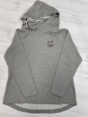 Charles River Essex Hooded Cowl Neck Pullover - Transy Lacrosse