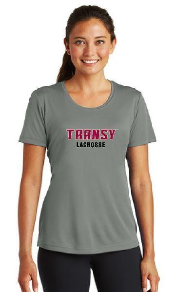 Ladies Dri-Fit Short Sleeve - Transy Lacrosse