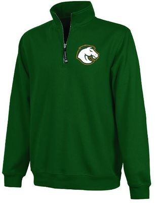 Charles River 1/4 Zip Fleece Pullover -Choice of Logo