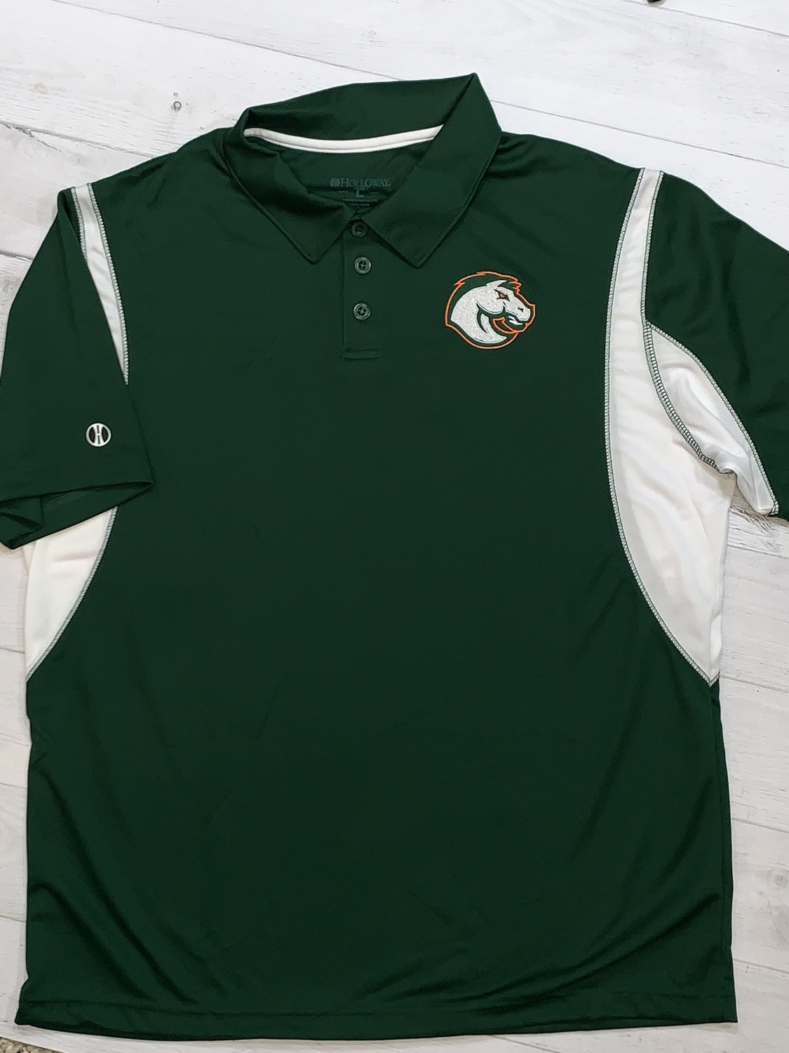 Unisex Integrate Polo with Douglass Logo