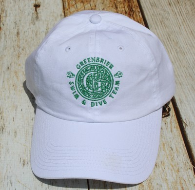 Hat with Greenbrier Logo