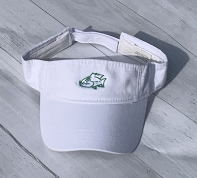 Visor with Piranha Logo