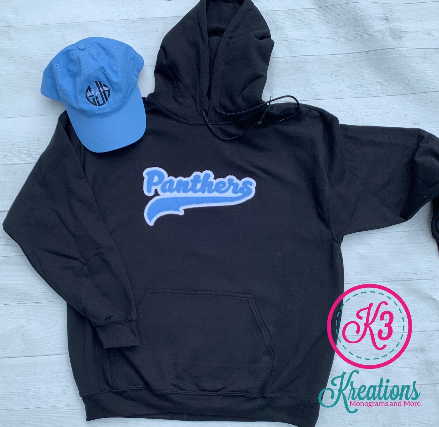 Panthers Sweatshirt (Hoodie or Crewneck)