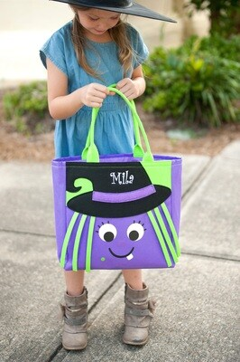 Wanda Witch Character Tote