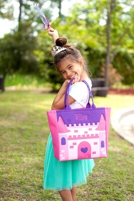 Castle Character Tote