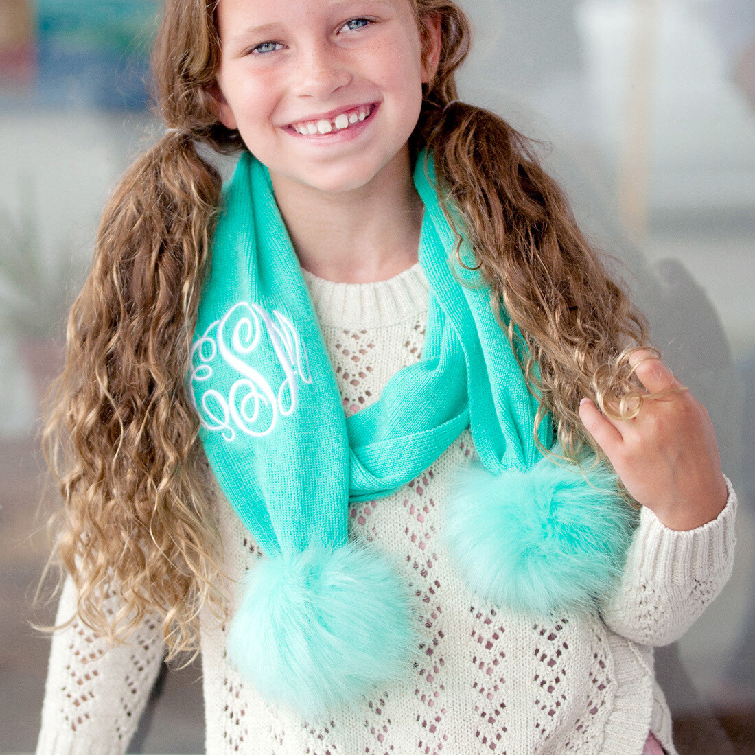 Mint Kids' Bella Scarf