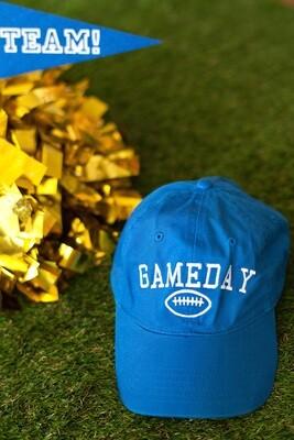 Royal Blue Gameday Cap