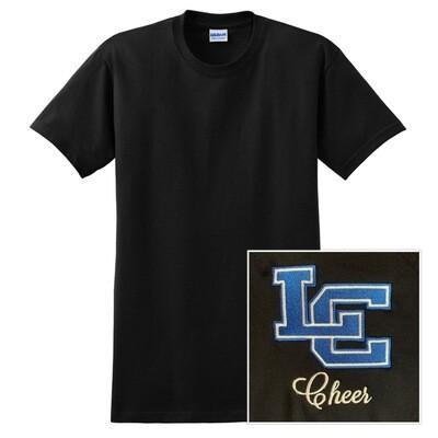 Unisex Ultra Cotton® 100% Cotton Short Sleeve T-Shirt - Left Chest Design