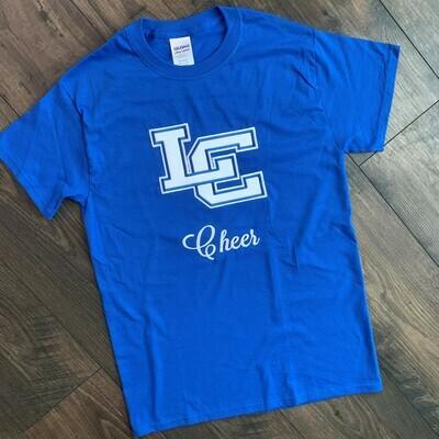 Unisex Ultra Cotton® 100% Cotton Short Sleeve T-Shirt - Front Chest Design
