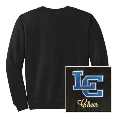 Unisex Heavy Blend™ Crewneck Sweatshirt - Left Chest Design