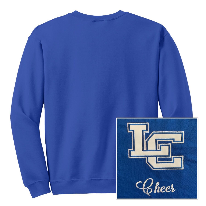 Unisex Heavy Blend™ Crewneck Sweatshirt - Front Chest Design