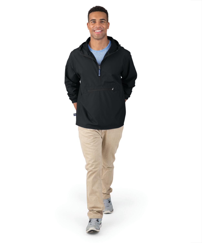 Unisex Pack-N-Go Pullover