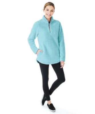 Ladies Newport Fleece Pullover