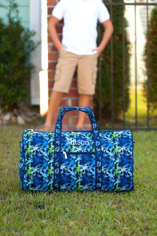 Gecko Duffel Bag