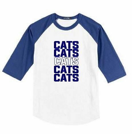 Stacked Baseball Shirt