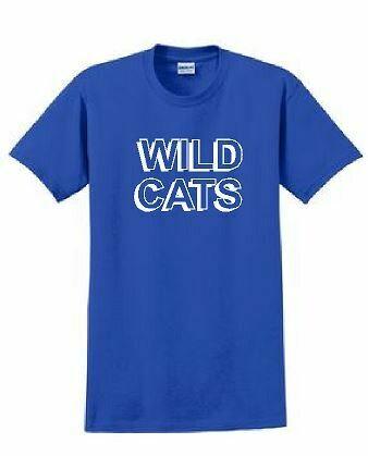 Wildcats Short Sleeve T-shirt