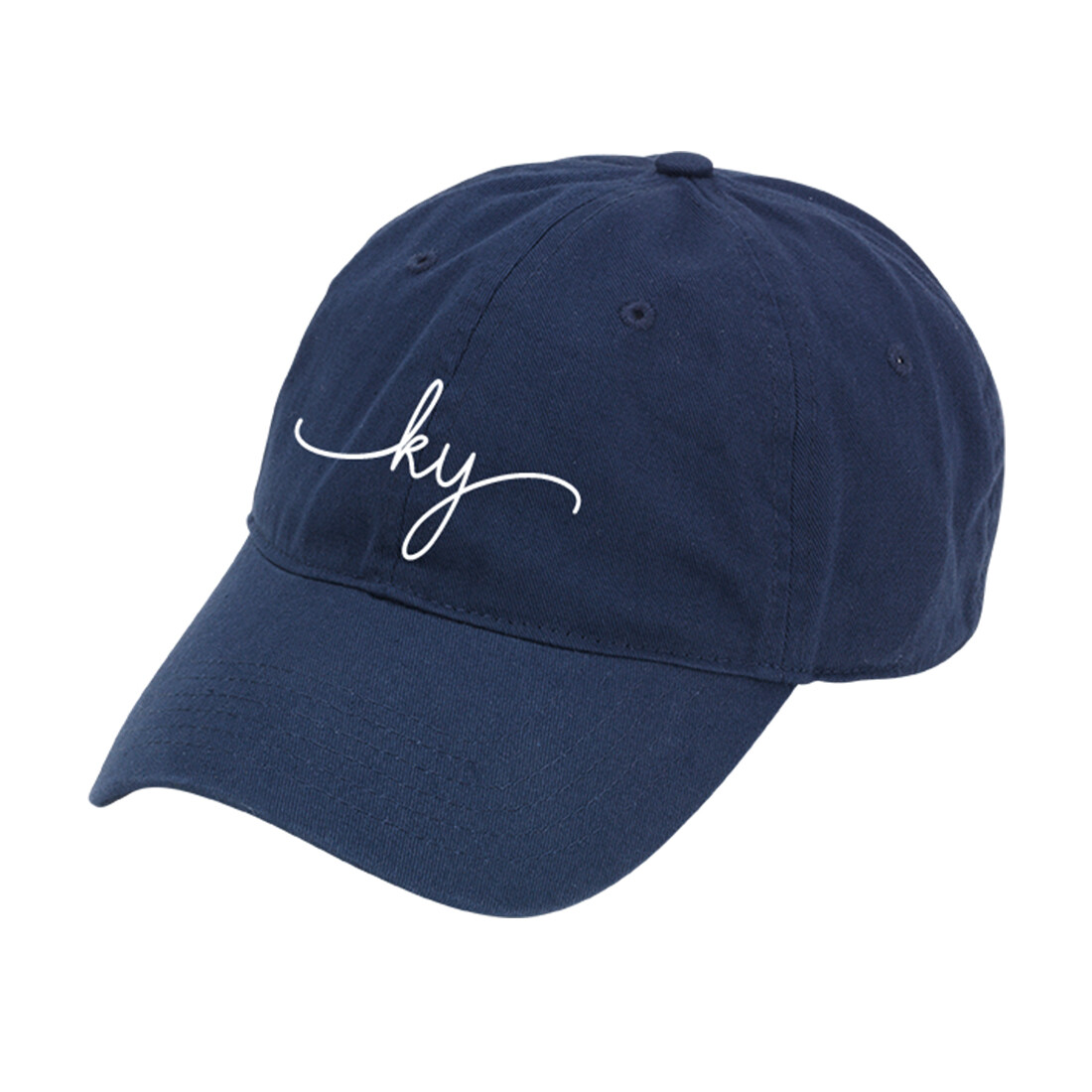 Kentucky Rep Your State Navy Hat