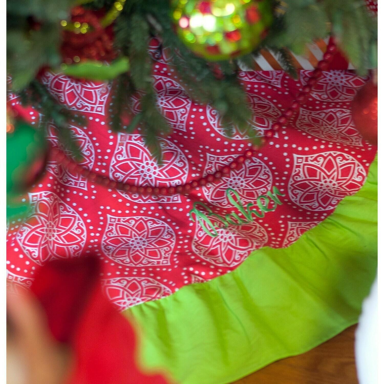Noel Tree Skirt