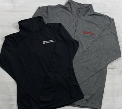 Mens Sport-Tek® Sport-Wick® Stretch 1/2-Zip Pullover