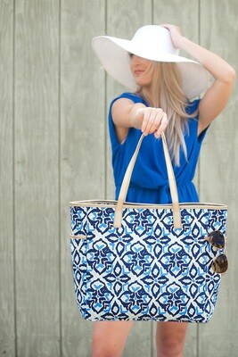 Sea Glass Hayden Tote