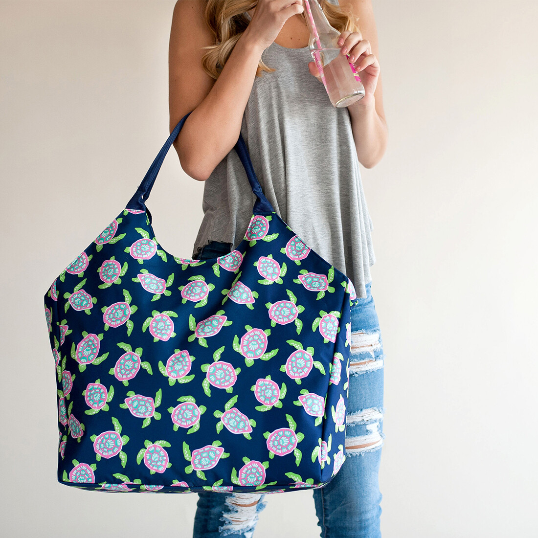 Turtle Bay Beach Bag