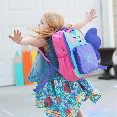 Butterfly Preschool Backpack
