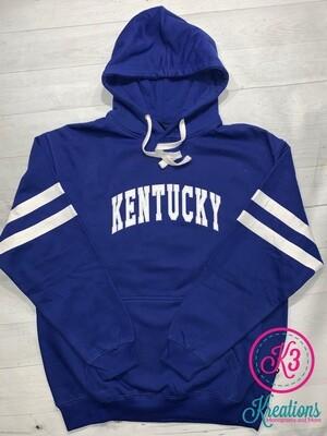 Kentucky Twin Streak Hoodie