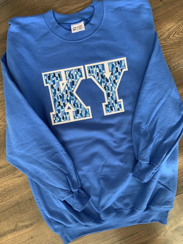 KY  Royal Crewneck Sweatshirt