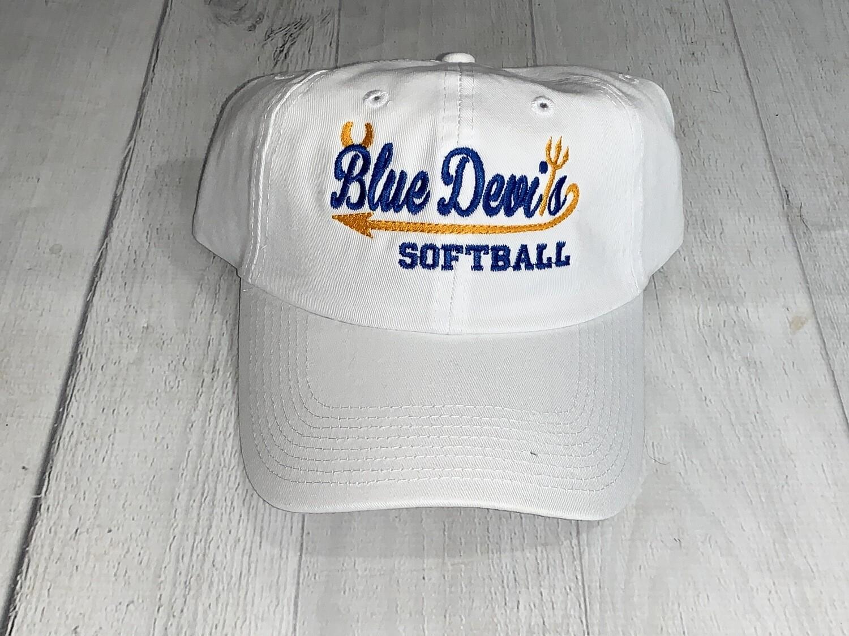 Blue Devils Softball Hat