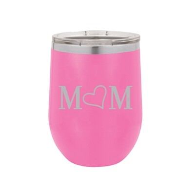 Mom Pink Tumbler