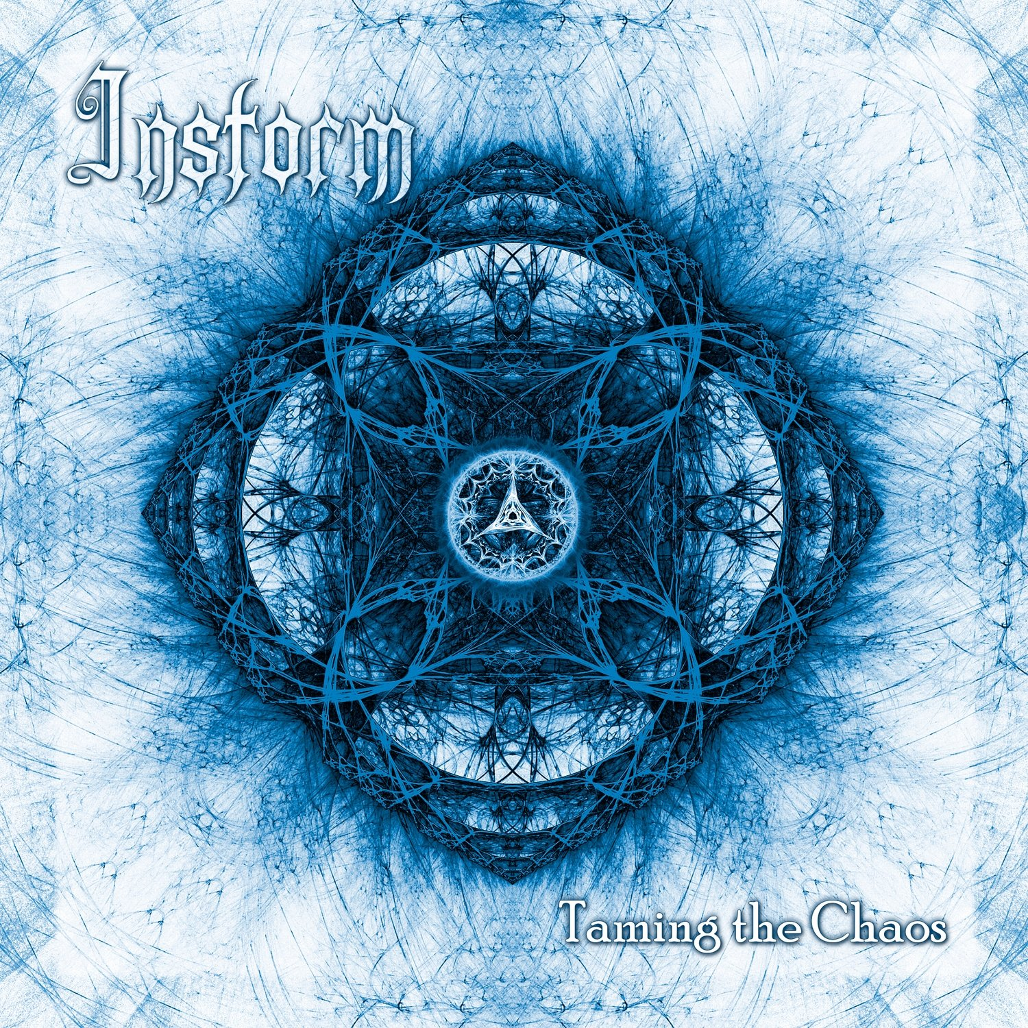 Instorm - Taming the Chaos (2018) [CD-Jewel Case]