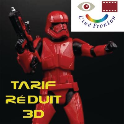 Tarif réduit 3D