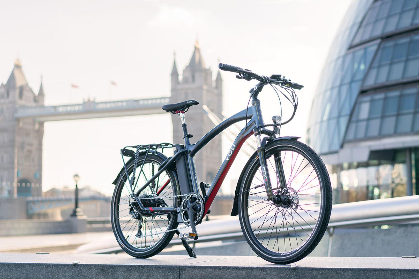 """Volt Pulse Hybrid E- Bike 19"""" 26"""" Wheels 00019"""