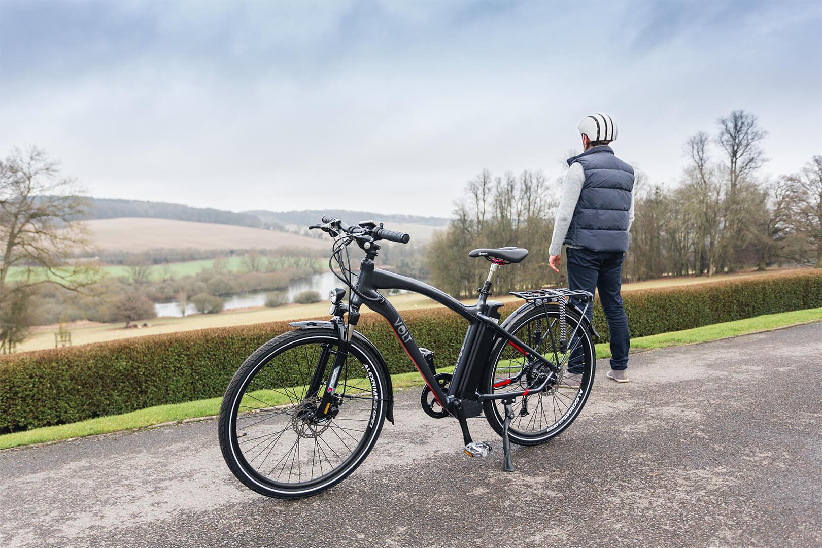 """Volt Pulse Hybrid E- Bike 19"""" 26"""" Wheels"""