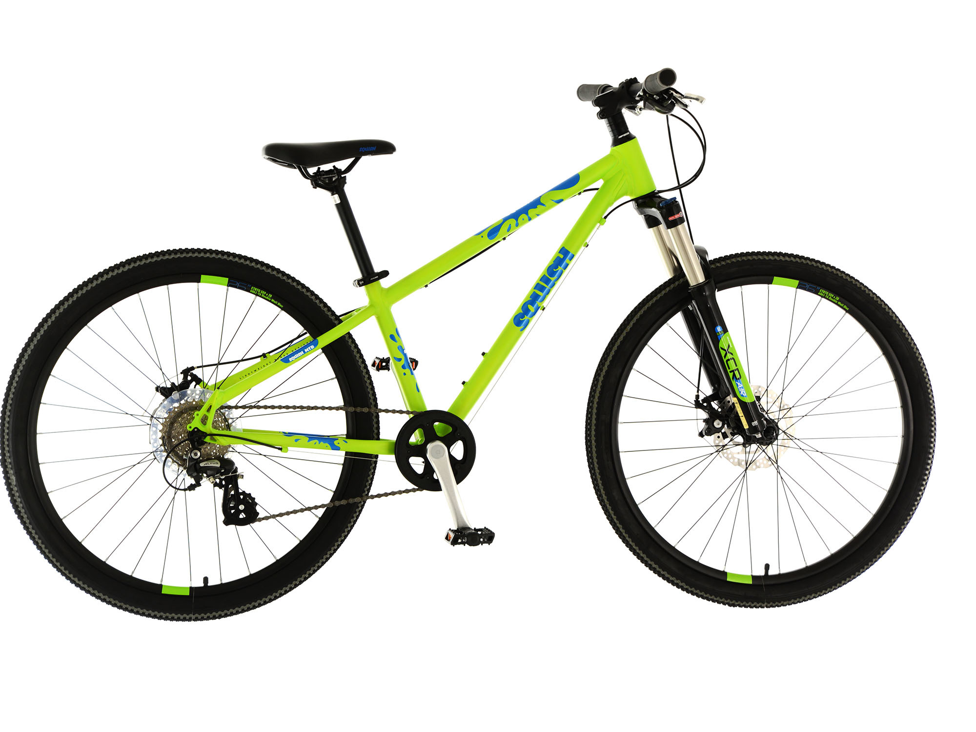 "Squish MTB 26"" Light Weight Bike - Front Suspension 00034"