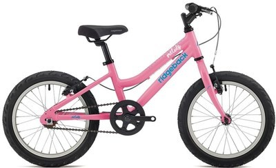 Ridgeback Melody 16w Girls 2019 - Light Weight Kids Bike