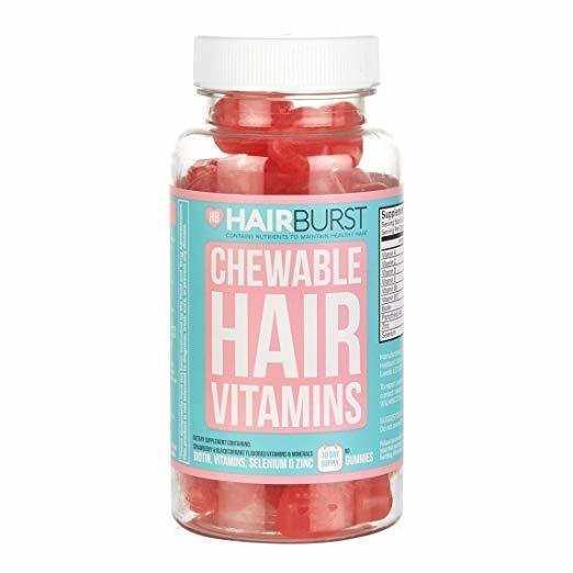 Hair Growth Pills At Clicks 102