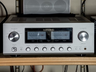 Luxman integrated amplifier L-505uX