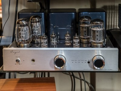 Cayin vacuum tube integrated amplifier CS-55a