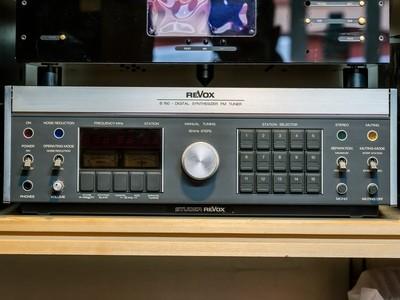 Sintonizzatore Revox B 760