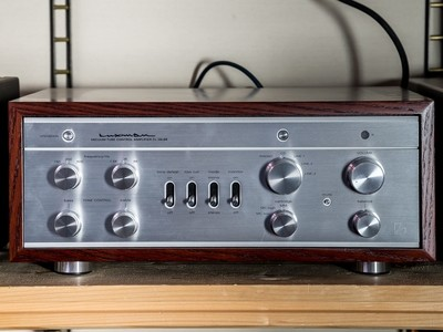 Amplificatore Luxman CL-38uSE