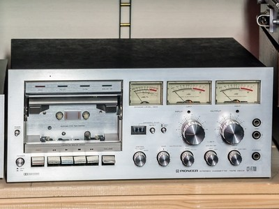 Lettore cassette Pioneer CT-F700