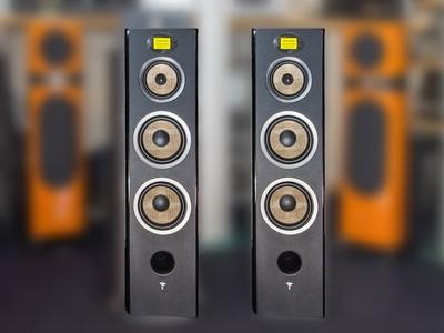 Casse acustiche Focal Aria 948 nere nuove