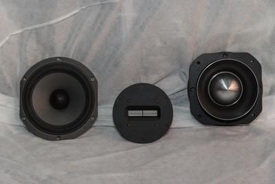 Riconatura casse acustiche