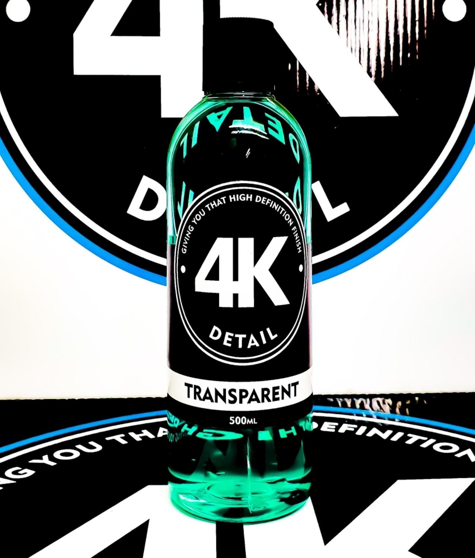 Transparent - Glass Cleaner