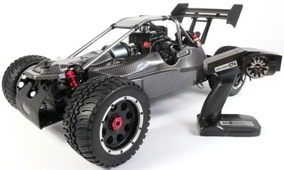 30CC 1/5th Petrol Radio Controlled Buggy - 2.4Ghz