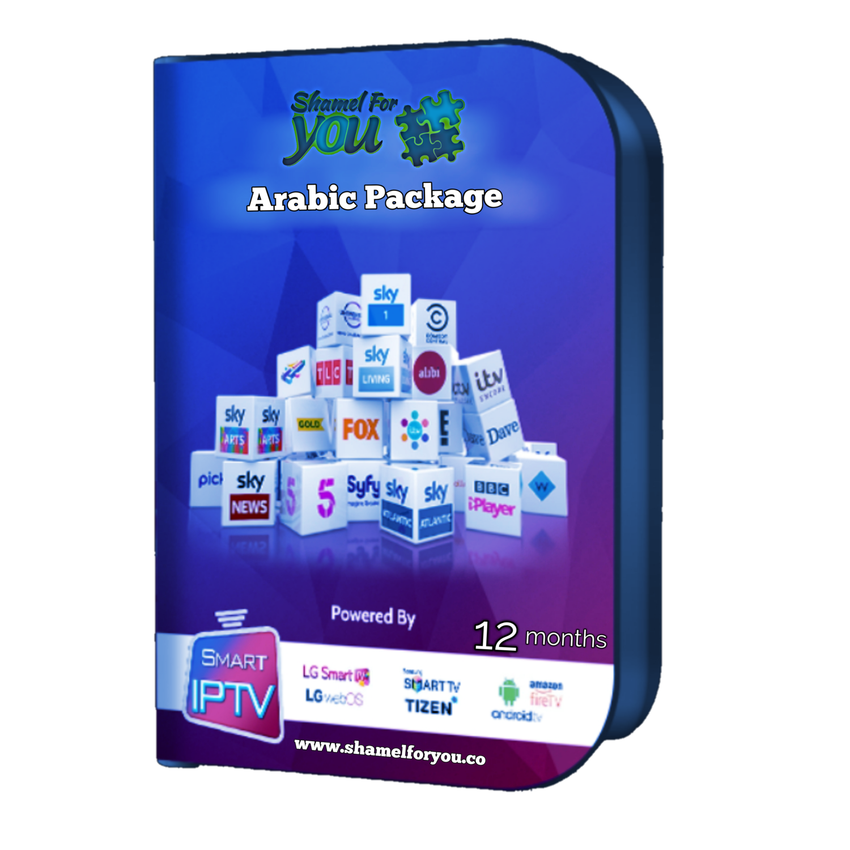 IPTV Shamel 4 You 12 months arabic
