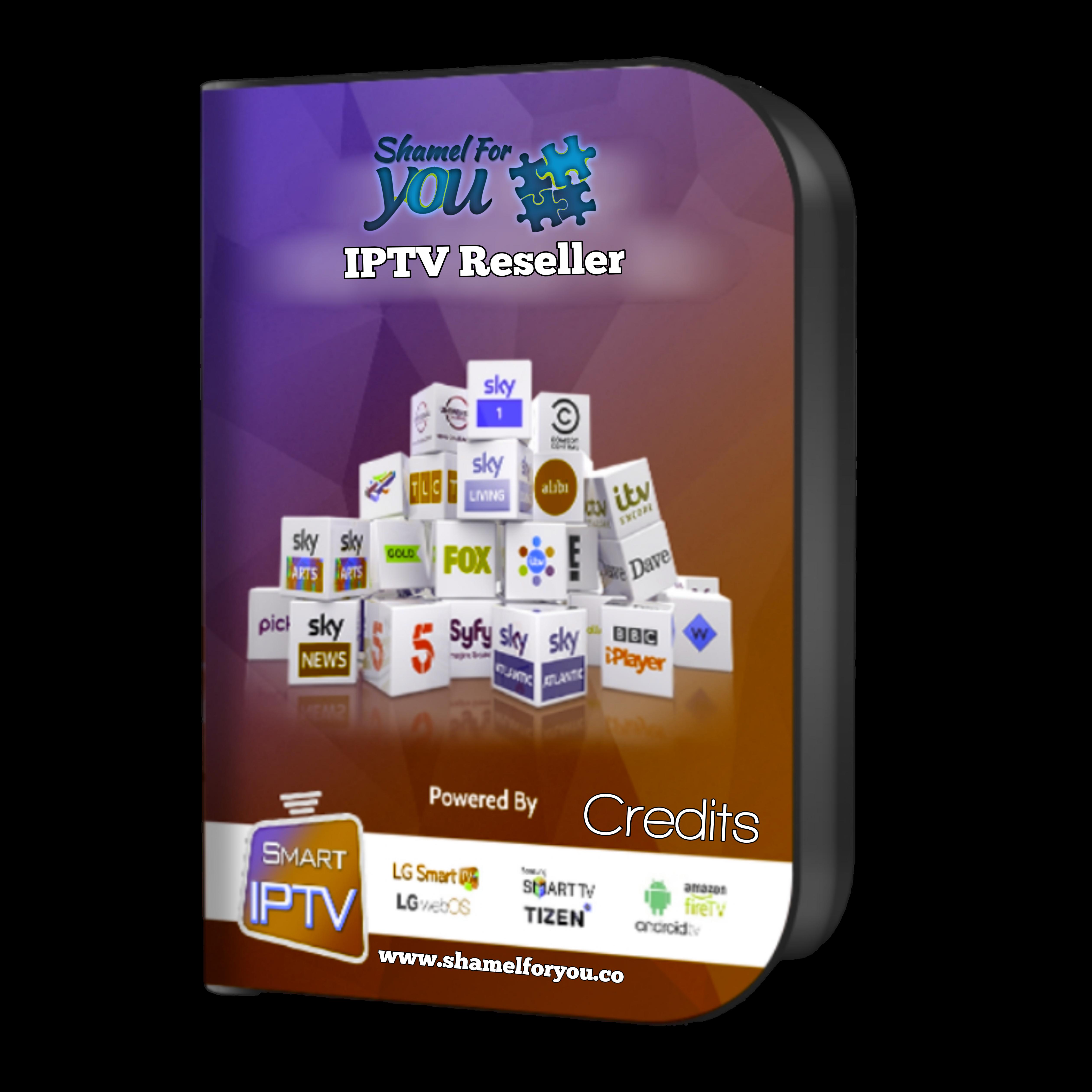 IPTV Shamel 4 You Reseller 00356