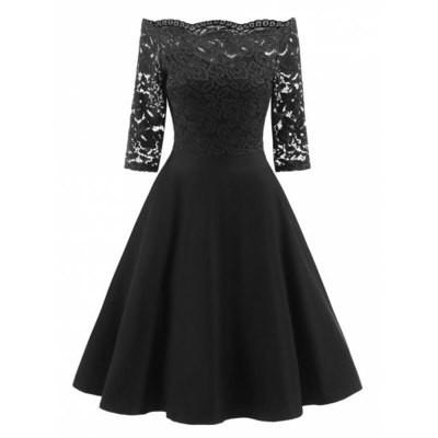 Lace Lady Dress